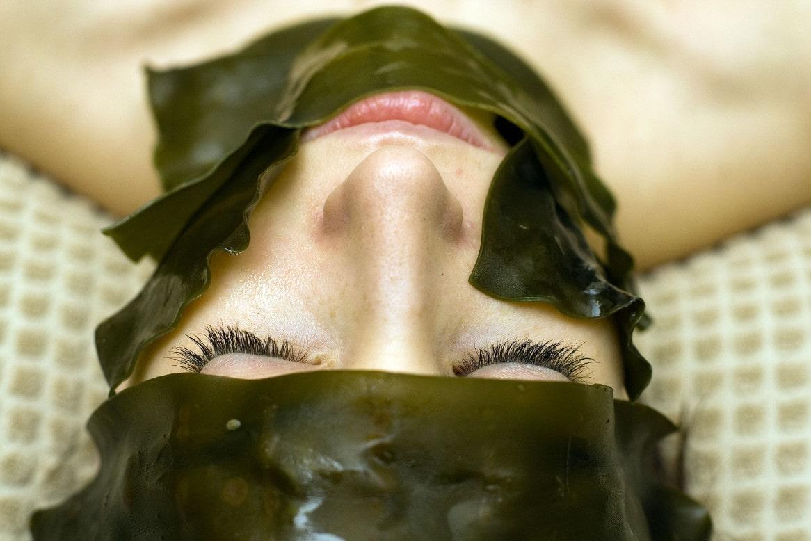 Voya Seaweed Facial