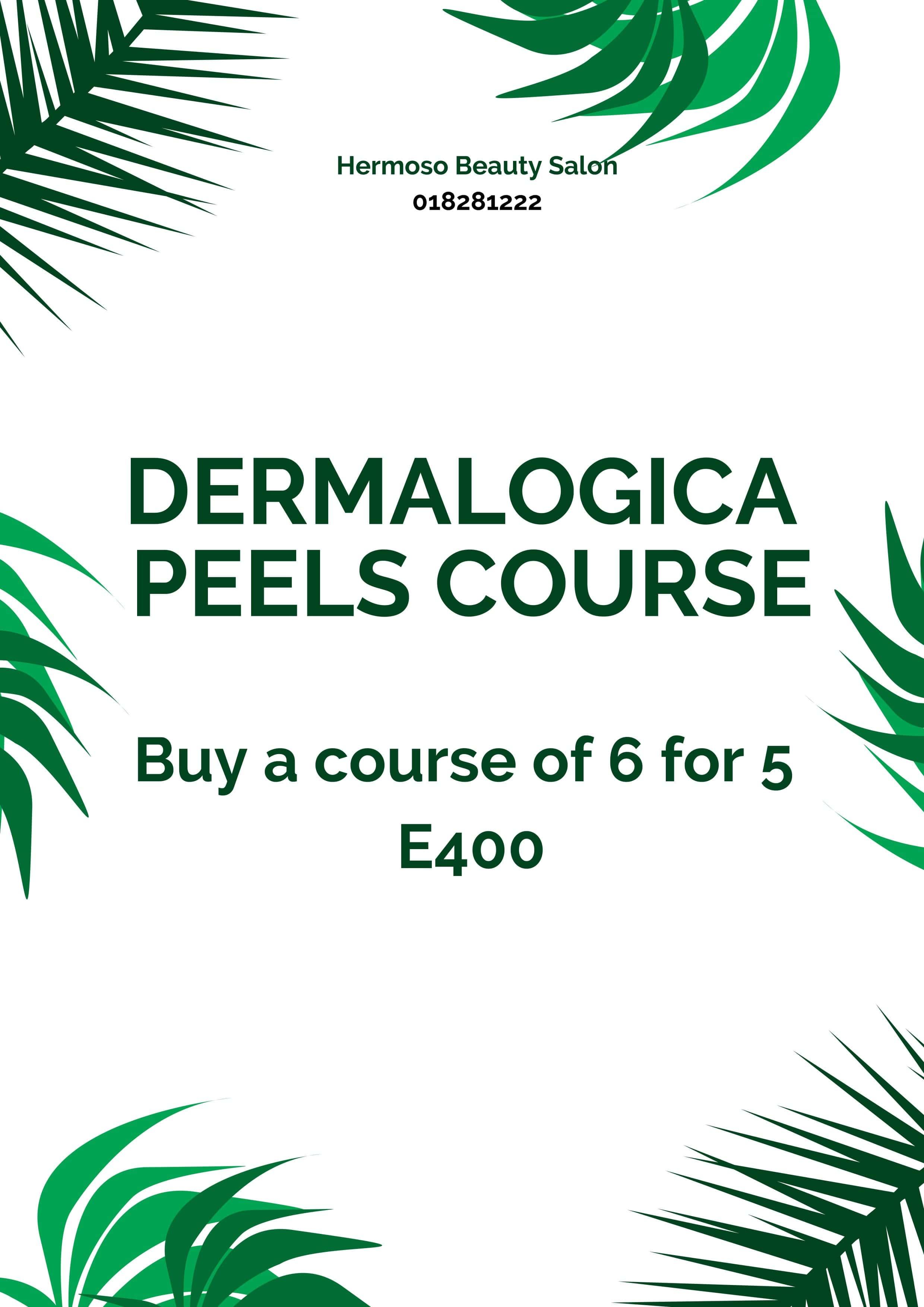 Offer - Dermalogica Peels Course