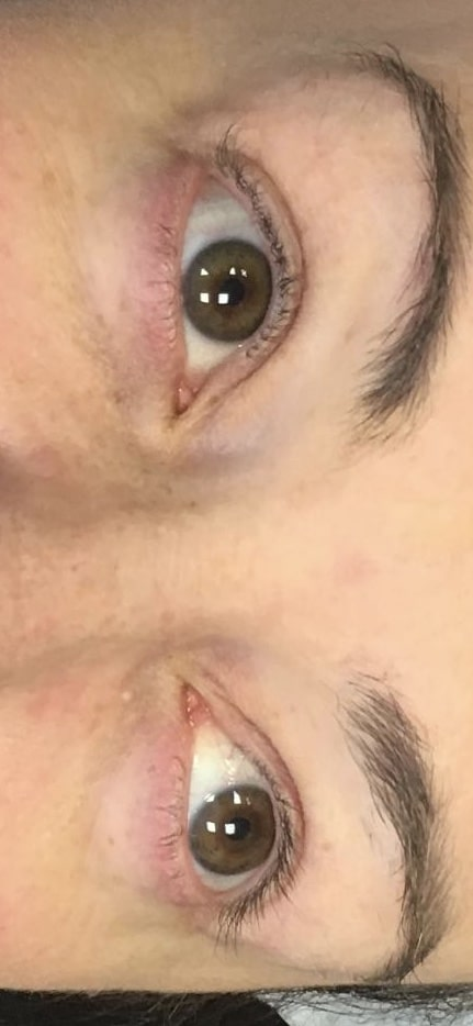 eye brow shape